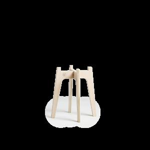 پایه گلدان پازلی