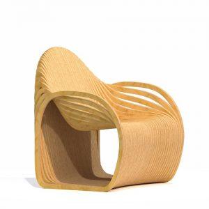 صندلی پارامتریک parametric chair صندلی لوکس و خاص